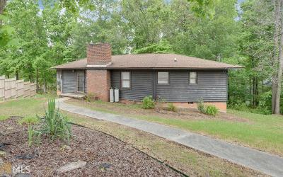 Elbert County, Franklin County, Hart County Single Family Home For Sale: 191 Nelle Dr