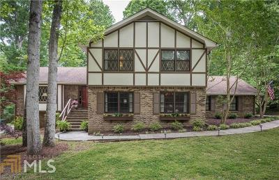 Smyrna Single Family Home New: 129 Oak Forest
