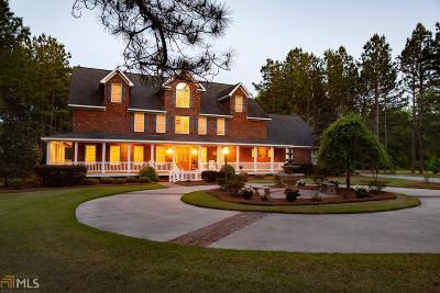 Statesboro Single Family Home For Sale: 1869 Laurel Oak Dr