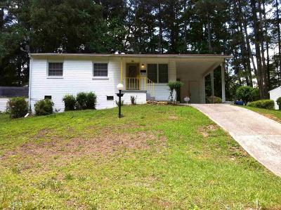 Fulton County Single Family Home New: 782 Alfred