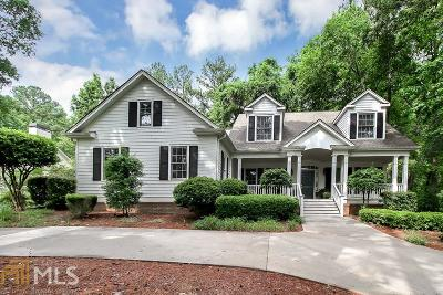 Newnan Single Family Home New: 60 South Shore Dr