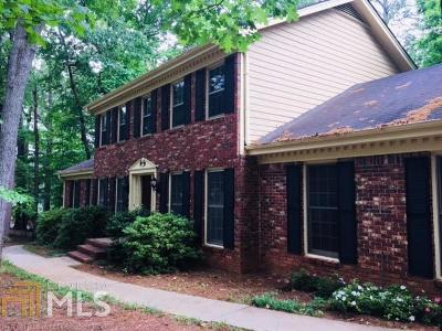 Stone Mountain Single Family Home For Sale: 4212 Kings Troop