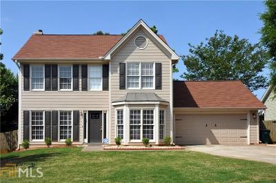 Alpharetta Single Family Home New: 5395 Bentley