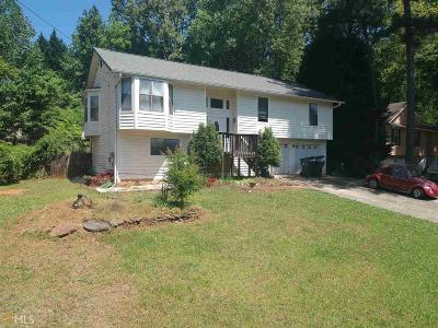 Lawrenceville Single Family Home New: 1053 Bailing Rd