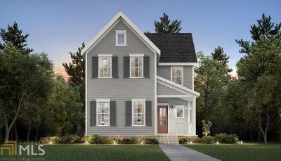 Alpharetta Single Family Home New: 281 Thompson St