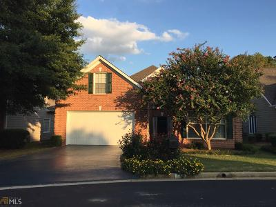 Conyers Single Family Home New: 2108 Highland Club Dr