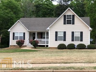 Social Circle GA Single Family Home New: $239,900