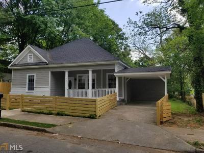 Mozley Park Single Family Home For Sale: 176 Racine