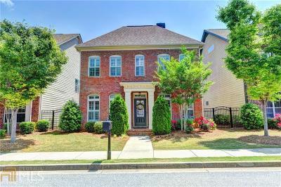 Alpharetta Single Family Home New: 10771 Bossier Dr
