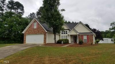 Loganville Single Family Home New: 4300 Ashley Downs Ct