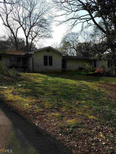 Roswell Single Family Home New: 11430 Houze Rd