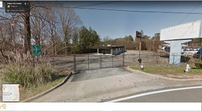 Atlanta Commercial Under Contract: 1931 Roosevelt Hwy