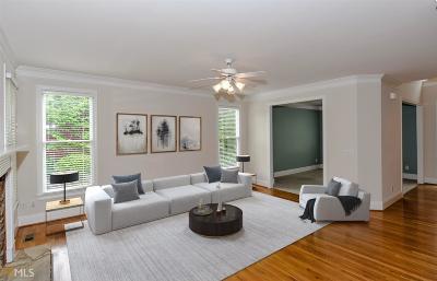 Alpharetta Single Family Home New: 1080 Jennifer Oaks #31