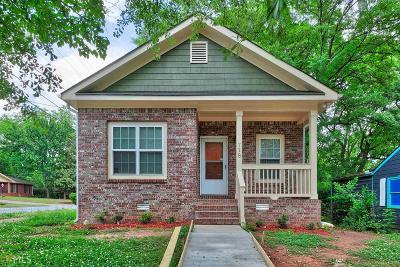 East Point Single Family Home New: 718 Bayard St #131