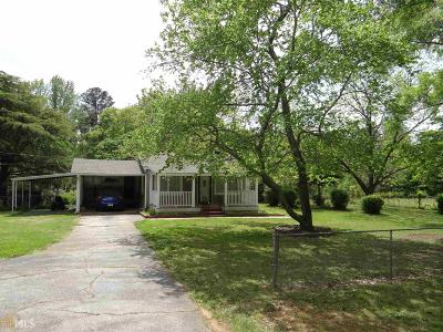 Conyers Single Family Home New: 1620 Highway 212