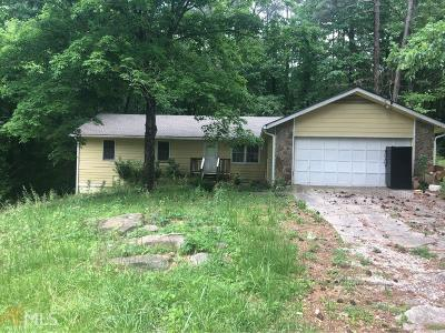 Lithonia Single Family Home New: 2968 Rolling Meadows Ct