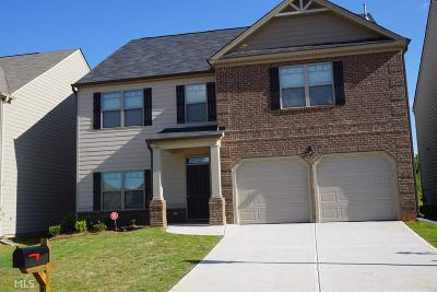 McDonough Single Family Home New: 1437 Worecester Trl