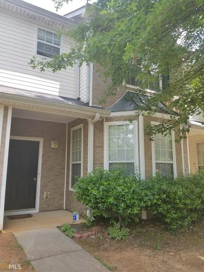 Conyers Condo/Townhouse New: 225 Odyssey Turn