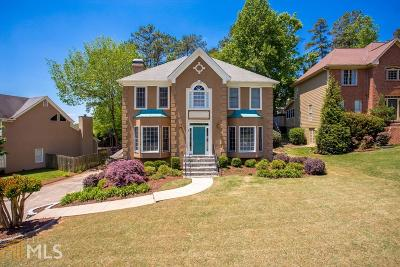 Marietta Single Family Home Under Contract: 546 Chapman Ln