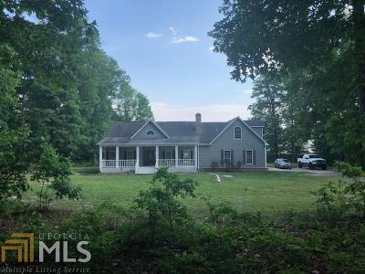 Clayton County Single Family Home For Sale: 9340 Seminole