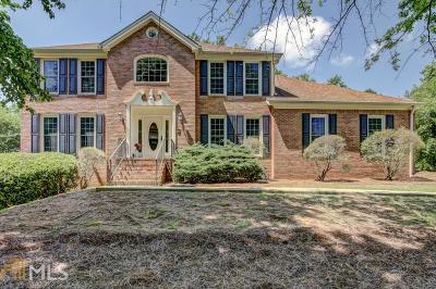 Roswell Single Family Home New: 455 Saddle Creek Cir