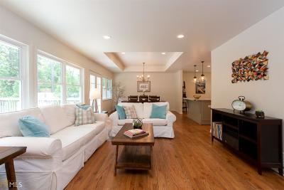 Atlanta Single Family Home New: 3240 Pinestream Rd