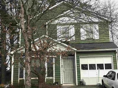 Stone Mountain Single Family Home New: 4660 Cedar Park Trl