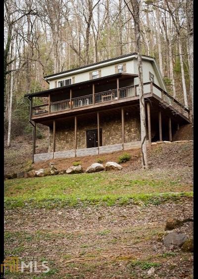 Helen Single Family Home For Sale: 183 Patrick
