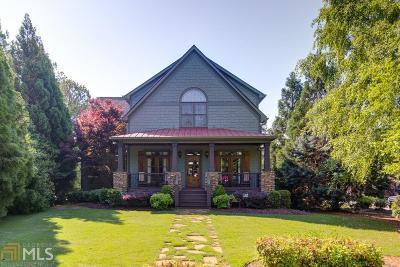 Dawsonville Single Family Home New: 30 Woodland Way