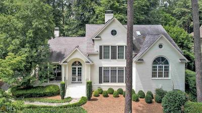 Brookhaven Single Family Home For Sale: 4242 W Club Ln