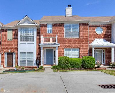 Lithonia Condo/Townhouse Under Contract: 2795 Parkway Cv