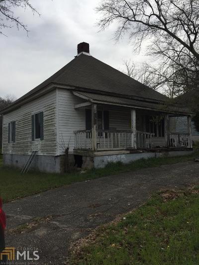 Douglasville Single Family Home New: 8332 Highway 92 Dallas