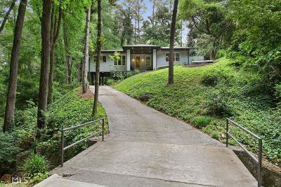 Fulton County Single Family Home For Sale: 3895 Land O Lakes