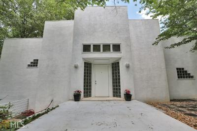 Marietta, Roswell Single Family Home For Sale: 2381 Hembree Dr