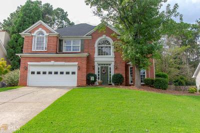 Suwanee Single Family Home For Sale: 355 Wesfork Way