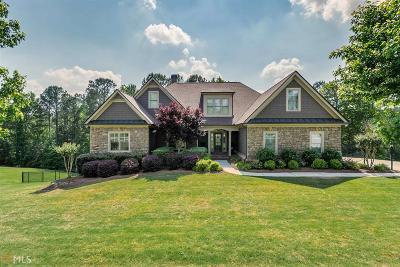 Loganville Single Family Home New: 247 Chandler Walk