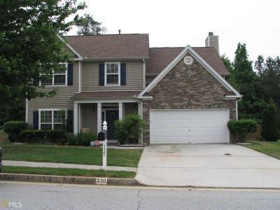 Covington Single Family Home New: 330 Stone Ridge Way