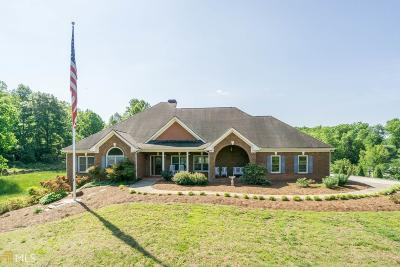 Dahlonega Single Family Home For Sale: 1044 Wash Rider Rd