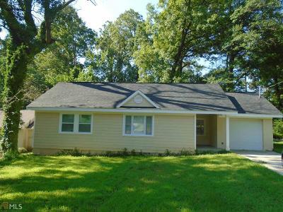 Atlanta Single Family Home New: 1822 Madrona St #10