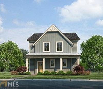 Decatur Single Family Home New: 2037 Garden Cir