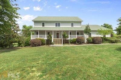 Bartow County Single Family Home For Sale: 138 Moore Rd