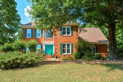 Snellville Single Family Home For Sale: 1560 Brookwood Lake Dr