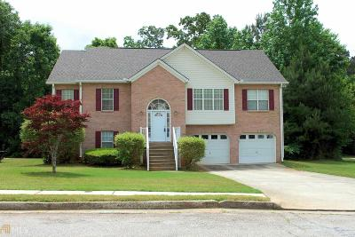 Douglasville Single Family Home Under Contract: 4079 Big Rub Trl