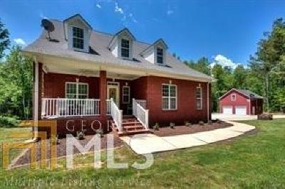 Dallas Single Family Home New: 589 Old McGarity Pl