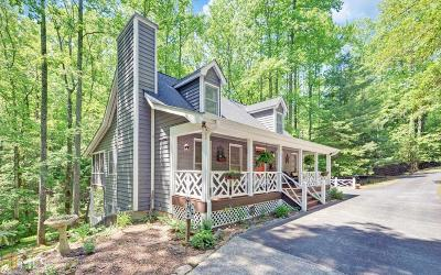 Rabun County Single Family Home For Sale: 305 Hawk Hill
