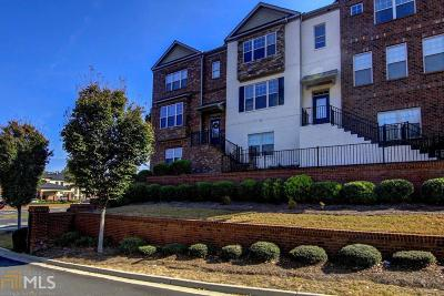 Alpharetta Condo/Townhouse For Sale: 2020 Jardin Ct