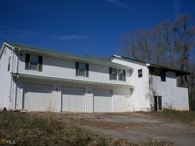Elbert County, Franklin County, Hart County Single Family Home New: 1359 Hatton Ford Rd