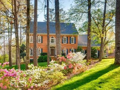 Roswell Single Family Home New: 1300 Cold Harbor Dr