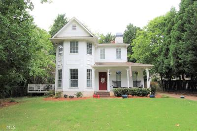 College Park Single Family Home Under Contract: 3465 Madison