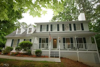Fayetteville Single Family Home New: 395 Stoneridge Way